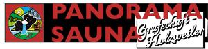 Panorama Sauna Grafschaft-Holzweiler Logo